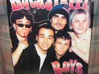 I have for sale for $10 a 2000 Backstreet Boys