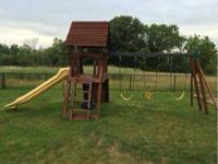 Price Reduced!   Great condition:   Monkey Bars 2