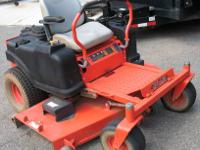 This Bad Boy ZT60 27 HP* Zero-Turn Lawnmower, 60 in.