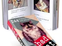 Great gift for the cat person in your life. Synopsis: