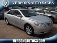 2009 Toyota Camry, low miles, clean inside/outside,