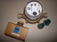 "I have a new, never installed Badger 5/8"" Water meter"