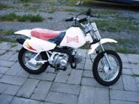 Badger 72cc Mini-bike, Great Starter Bike, New (never