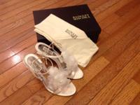 Badgley Mischka - Cissy size 9.  Bought these shoes for