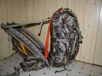 Badlands Ox Frame Pack  Badlands Ox Frame Pack -