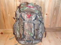 Almost new Badlands Sacrifice hunting backpack.  I have