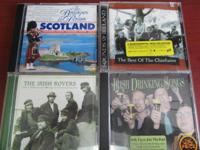 This is a set of 4 CD's all are in like new condition