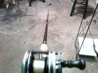 6 1/2 FOOT BASS PRO XPS PERFORMANCE GRAPHITE IM8 ROD