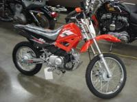The 2008 Dirt Runner 90 was designed for the beginner