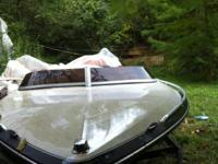 Baja motor boat 1981 serial # AGCLL089m1l (junked) for