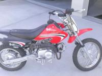 Dirt Runner 70. The Dirt Runner 70 was developed for
