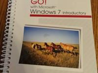 I used this book for my intro to windows class at baker