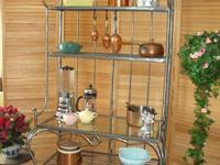 Baker's Rack French Style in Stainless Steel - Would