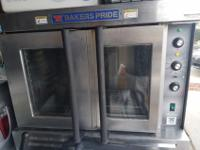 I have a used convection oven for sell. Everything