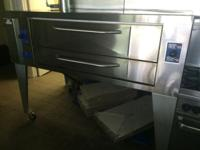 Bakers Pride Pizza Oven for sale. Only used for several