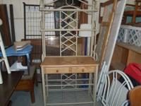 BAKERS RACK IN GREAT CONDITION ASKING $175.00 SEE