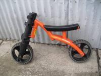 Balance bikes, new- $90. Also for rent - $10/week. At