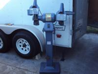 In working condition 3/4 Horsepower 110 Volt Single