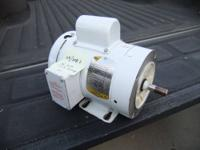 Used Baldor Motor - $100 Catalog Number: CWDL3504