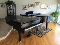 "This remarkable piano would guarantee a ""Grand"""