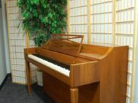 This Baldwin Acrosonic makes a fine spinet because of