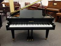 This beautiful Baldwin B1 Baby Grand Piano was built in