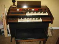 Electric organ/piano. Good condition. Downsizing only