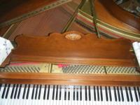 Baldwin small grand piano for sale. In a very good