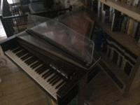 Baldwin harpsichord same as used in Beatles recording