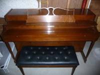 Baldwin Howard upright piano $150.00 or reasonable