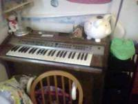 i have a baldwin organ played up until recently $100