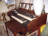 I have for sale a Baldwin organ. We do not play it any