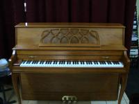 WE HAVE THE BEST SELECTION OF PRE-OWNED BALDWIN PIANOS