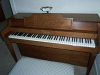 Lovely Baldwin piano. moving must sell asap. make