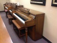 This is a Walnut Baldwin Acrosonic Spinet... Acrosonics