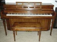 This beautiful classic Baldwin Piano is in very nice