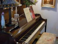 Baldwin Upright Acrosonic Piano Baldwin Acrosonic