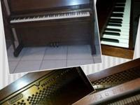 We have an 1942 Baldwin Upright Piano 1942, Perfect