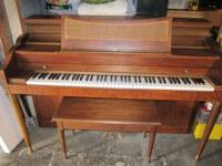 Up for sale we have a mid 1960's Baldwin upright