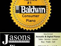 NOW THE # 1 RANKED CONSUMER PIANO-- Piano Buyer.com.