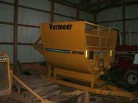 Bale Processor Vermeer Self Loading Like New $9000.00