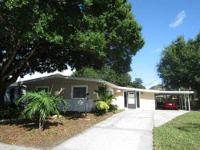 This 3 bedroom, 2 bath, pool home is located on a quiet