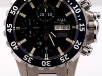 This is the Engineer Hydrocarbon NEDU watch from Ball