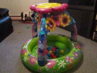 Bought this ball pit last year for Christmas cost $30