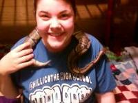 I am saling my Ball Python, only for the simple fact