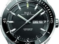 Ball TimeTrekker As part of its prestigious partnership