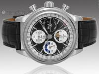 Features Chronograph Caseback Exhibition Strap/Bracelet