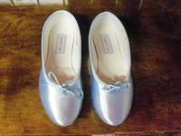I have a set of ballerina shoes for sale they are size