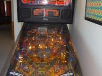 NBA Fastbreak pinball has scoring like the real NBA,