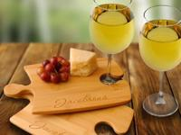Bamboo Board w/2 Wine Availability: Usually ships in